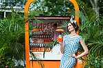Aperol at The Jazz Age Lawn Party June 2019