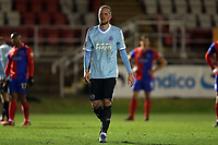 Scott Rendell of Aldershot Town during Dagenham & Redbridge vs Aldershot Town, Vanarama National League Football at the Chigwell Construction Stadium on 10th February 2018