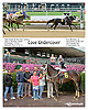 Love Undercover winning at Delaware Park on 9/24/14