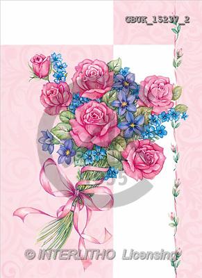 Stephen, FLOWERS, paintings(GBUK15237/2,#F#) Blumen, flores, illustrations, pinturas ,everyday