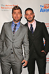 LOS ANGELES - DEC 6: Lance Bass, Michael Turchin at The Actors Fund's Looking Ahead Awards at the Taglyan Complex on December 6, 2015 in Los Angeles, California