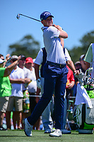 Daniel Berger (USA) watches his tee shot on 3 during round 2 of the Shell Houston Open, Golf Club of Houston, Houston, Texas, USA. 3/31/2017.<br /> Picture: Golffile | Ken Murray<br /> <br /> <br /> All photo usage must carry mandatory copyright credit (&copy; Golffile | Ken Murray)