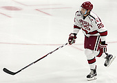Wiley Sherman (Harvard - 25) - The Harvard University Crimson defeated the Providence College Friars 3-0 in their NCAA East regional semi-final on Friday, March 24, 2017, at Dunkin' Donuts Center in Providence, Rhode Island.