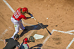 7 September 2014: Washington Nationals outfielder Jayson Werth in action against the Philadelphia Phillies at Nationals Park in Washington, DC. The Nationals defeated the Phillies 3-2 to salvage the final game of their 3-game series. Mandatory Credit: Ed Wolfstein Photo *** RAW (NEF) Image File Available ***