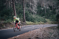 Fumiyuki BEPPU (JAP/Trek-Segafredo)<br /> <br /> Team Trek-Segafredo men's team<br /> training camp<br /> Mallorca, january 2019<br /> <br /> &copy;kramon