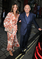 Carol Weatherall and Ron Dennis at the Royal Academy of Arts Summer Exhibition 2019 preview party, Royal Academy of Arts, Burlington House, Piccadilly, London, England, UK, on Tuesday 04th June 2019.<br /> CAP/CAN<br /> ©CAN/Capital Pictures