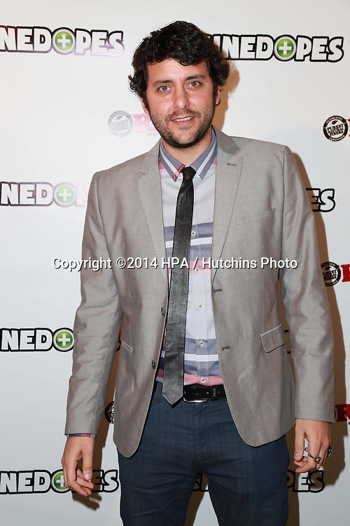 LOS ANGELES - NOV 18:  Ben Gleib at the CineDopes Web Series Premiere And Launch Party at the Busby's East on November 18, 2014 in Los Angeles, CA