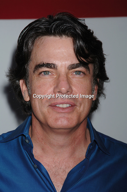 Cast of The OC, Peter Gallagher ..at The Fox Upfront 2006-2007  Fall Announcement ..of their new Schedule on May 18, 2006..at Guastavinos...Robin Platzer, Twin Images