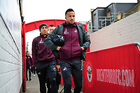 Martin Olsson of Swansea City arrives for the Sky Bet Championship match between Brentford and Swansea City at Griffin Park, Brentford, England, UK. Saturday 08 December 2018