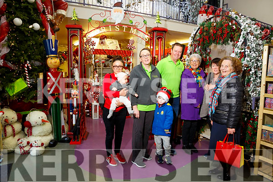 Listowel Garden and Pet centre Pictured Reena Coffey, Maggie Daneher, Shaun Sheehan, Kerry Brassil, Mick Roberts Elizabeth Adams, June Daneher,  Mairead O Sullivan