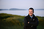 Josh Lewis, Superintendent at Chambers Bay Golf Course in University Place, Washington, which will host the 2015 U.S. Open in June 2015. Photo by Daniel Berman for Golf Course Management Magazine.