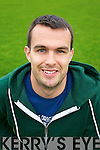 John Galvin member of the Saint Brendans Ardfert Hurling squad,