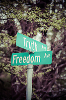 Truth Leads to Freedom