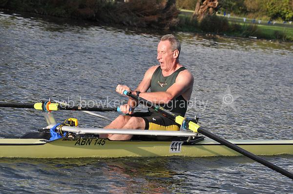 441 ABN .Reading Rowing Club Small Boats Head 2011. Tilehurst to Caversham 3,300m downstream. Sunday 16.10.2011