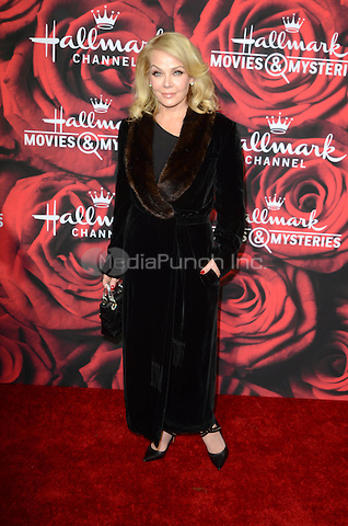 PASADENA. CA - JANUARY 14: Gail O'Grady at the Hallmark Winter 2017 TCA Event at Tournament House in Pasadena, California on January 14, 2017. Credit: David Edwards/MediaPunch