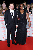 arriving for the National Television Awards 2018 at the O2 Arena, Greenwich, London<br /> <br /> <br /> ©Ash Knotek  D3371  23/01/2018