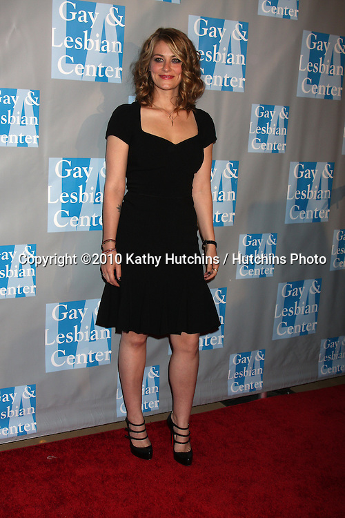 Clementine Ford.arrives at An Evening with Women - LA Gay & Lesbian Center's Gala.Beverly Hilton Hotel.Beverly Hills, CA.May 1, 2010.©2010 Kathy Hutchins / Hutchins Photo...