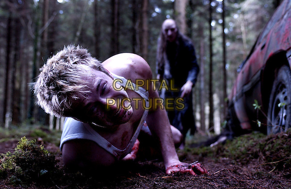 Rob Hoffman and Toby Sedgwick<br /> in Shrooms (2007) <br /> *Filmstill - Editorial Use Only*<br /> CAP/NFS<br /> Image supplied by Capital Pictures