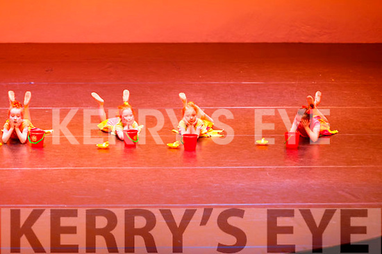 The Kerry School of Music's Ballet Spectacular show in Siamsa Tire on Sunday afternoon last.