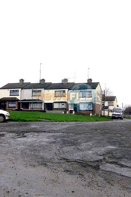 St. Mary's Villas, Donore.Picture: Paul Mohan/Newsfile