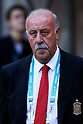 Vicente Del Bosque  (ESP), JUNE 13, 2014 - Football / Soccer : FIFA World Cup Brazil 2014 Group B match between Spain 1-5 Netherlands at Arena Fonte Nova in Salvador, Brazil. (Photo by D.Nakashima/AFLO)