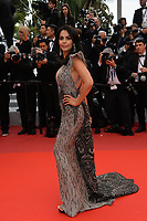 """CANNES, FRANCE. May 20, 2019: Mallika Sherawat  at the gala premiere for """"La Belle Epoque"""" at the Festival de Cannes.<br /> Picture: Paul Smith / Featureflash"""