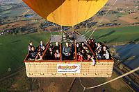 16 August - Hot Air Balloon Gold Coast and Brisbane
