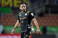 1st August 2020, Hamilton, New Zealand;  Aaron Cruden.<br /> Chiefs versus Crusaders, Super Rugby Aotearoa, FMG Waikato Stadium, Hamilton, New Zealand.