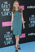 NEW YORK CITY, NY, USA - JUNE 02: Jennifer Westfeldt at the New York Premiere Of 'The Fault In Our Stars' held at Ziegfeld Theatre on June 2, 2014 in New York City, New York, United States. (Photo by Jeffery Duran/Celebrity Monitor)