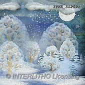 Isabella, CHRISTMAS LANDSCAPES, WEIHNACHTEN WINTERLANDSCHAFTEN, NAVIDAD PAISAJES DE INVIERNO, paintings+++++,ITKE512591,#xl#