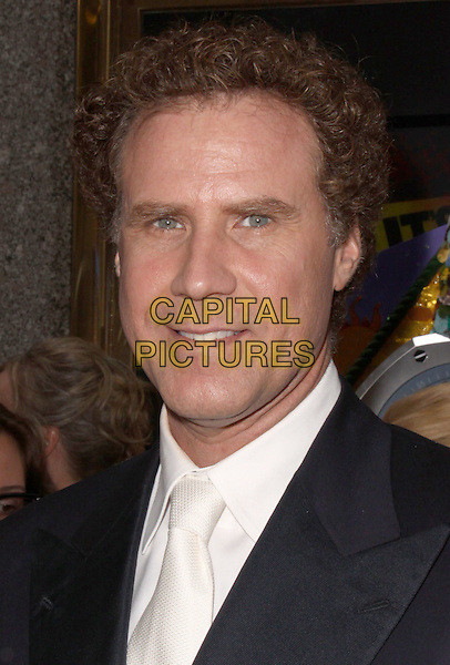WILL FERRELL.63rd Annual Tony Awards  held at Radio City Music Hall, New York, NY, USA..June 7th, 2009.headshot portrait black white tie .CAP/ADM/PZ.©Paul Zimmerman/AdMedia/Capital Pictures.
