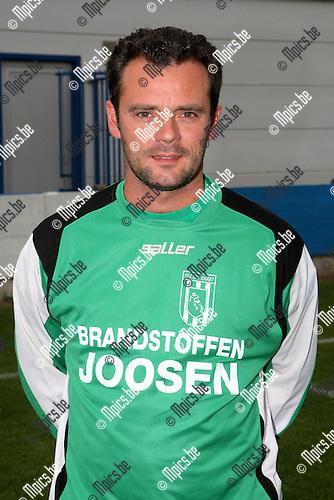 2008-08-02 / Voetbal / Seizoen 2008-2009 / FC Exc Kaart / Davy Lucidarme..Foto: Maarten Straetemans (SMB)