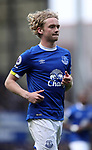 Tom Davies of Everton during the English Premier League match at Goodison Park , Liverpool. Picture date: April 30th, 2017. Photo credit should read: Lynne Cameron/Sportimage