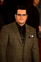 www.acepixs.com<br /> <br /> November 2 2017, London<br /> <br /> Josh Gad arriving at the world premiere of 'Murder On The Orient Express' at the Royal Albert Hall on November 2, 2017 in London, England.<br /> <br /> By Line: Famous/ACE Pictures<br /> <br /> <br /> ACE Pictures Inc<br /> Tel: 6467670430<br /> Email: info@acepixs.com<br /> www.acepixs.com