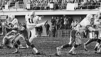 Don Sweet Montreal Alouettes kicker. Photo Ted Grant