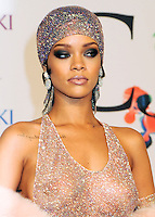 NEW YORK CITY, NY, USA - JUNE 02: Singer Rihanna arrives at the 2014 CFDA Fashion Awards held at Alice Tully Hall, Lincoln Center on June 2, 2014 in New York City, New York, United States. (Photo by Celebrity Monitor)