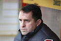 Notts County manager Martin Allen. Stevenage v Notts County - FA Cup 4th Round - Lamex Stadium, Stevenage - 28th January 2012 . © Kevin Coleman 2012