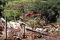 BRUMADINHO, MG, 30.01.2019: ROMPIMENTO DA BARRAGEM EM BRUMADINHO. Bombeiros trabalham   na busca por pessoas,  apos desastre ambiental na represa da Mineradora  Vale, em Corrego do Feijao-Brumadinho, região metropolina de Belo Horizonte, MG, na manhã desta quarta feira (30) (foto Giazi Cavalcante/Codigo19)