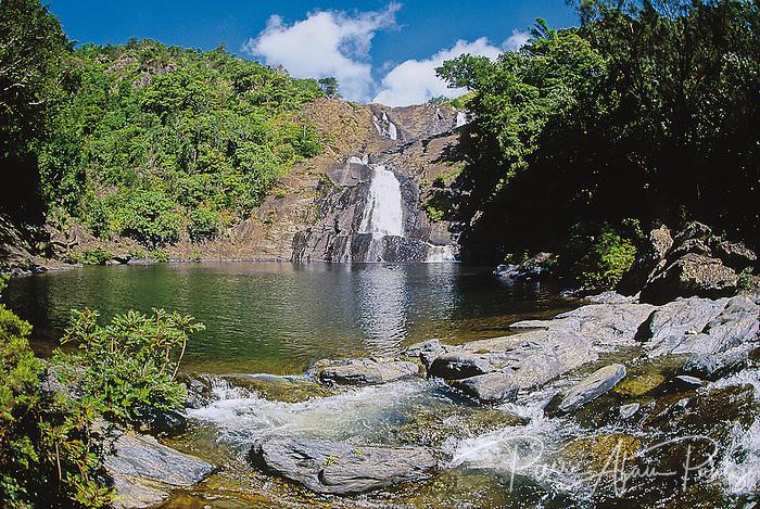 Cascade de Ba, Houaillou