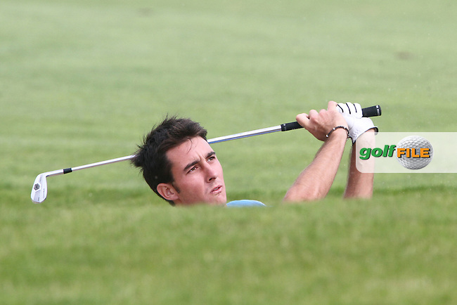 Filippo Zucchetti (Italy) on the Final Day of the International European Amateur Championship 2012 at Carton House, 11/8/12...(Photo credit should read Jenny Matthews/Golffile)...