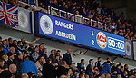 Rangers lose to Aberdeen at Ibrox