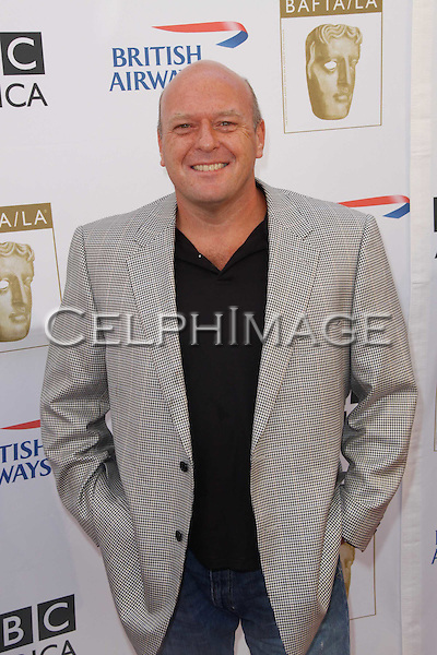 DEAN NORRIS. 8th Annual BAFTA/LA TV Tea Party at the Hyatt Regency Century Plaza. Los Angeles, CA, USA. August 28, 2010. ©Tim Copeland/CelphImage