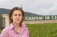 XXX Picard daughter of michel dom m picard chateau de ch-m chassagne-montrachet cote de beaune burgundy france