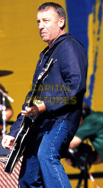 PETER HOOK - NEW ORDER.live in concert.Ref: 8439.stage, concert, music, playing guitar.www.capitalpictures.com.sales@capitalpictures.com.© Capital Pictures