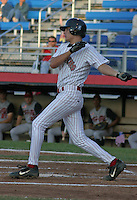 August 22, 2003:  Cole Seifrig of the Jamestown Jammers during a game at Russell Diethrik Park in Jamestown, New York.  Photo by:  Mike Janes/Four Seam Images