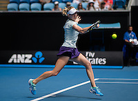 JULIA BOSERUP (USA)<br /> <br /> TENNIS , AUSTRALIAN OPEN,  MELBOURNE PARK, MELBOURNE, VICTORIA, AUSTRALIA, GRAND SLAM, HARD COURT, OUTDOOR, ITF, ATP, WTA<br /> <br /> &copy; TENNIS PHOTO NETWORK