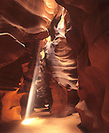 Antelope Canyon. Arizona