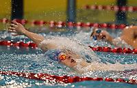 Thomas Watkins, 200m Backstroke. AON Swimming New Zealand National Open Swimming Championships, National Aquatic Centre, Auckland, New Zealand, Monday 2nd July 2018. Photo: Simon Watts/www.bwmedia.co.nz