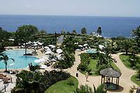 The Porto Hotel & Resorte bay in  Madeira Islanda
