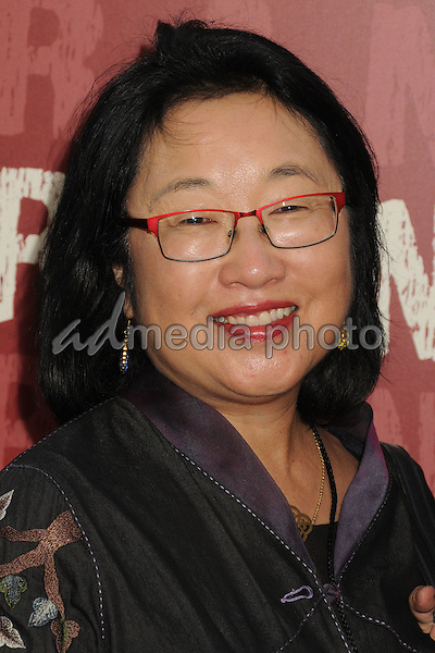 "10 June 2015 - Los Angeles, California - Renee Tajima-Pena. LA Film Festival 2015 Opening Night Premiere of ""Grandma"" held at Regal Cinemas LA Live. Photo Credit: Byron Purvis/AdMedia"